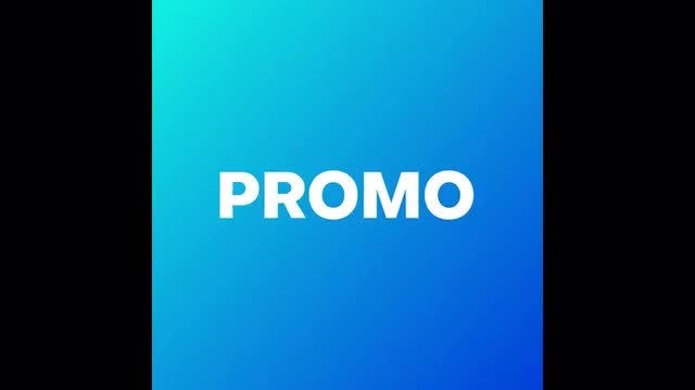 Stomp Promo: After Effects Templates