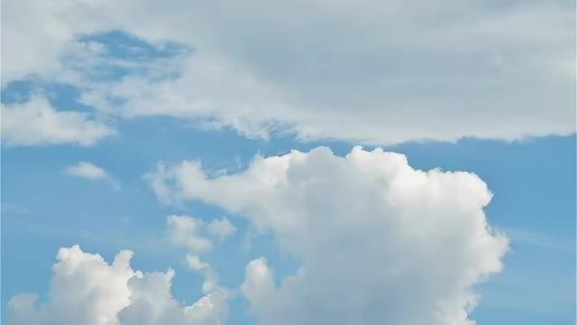 Clouds Timelapse: Stock Video
