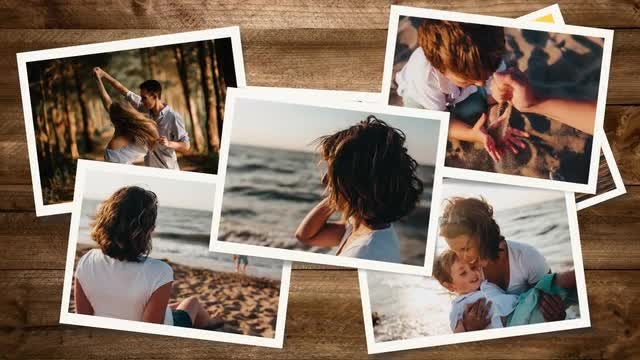 Animated Photo Album: After Effects Templates