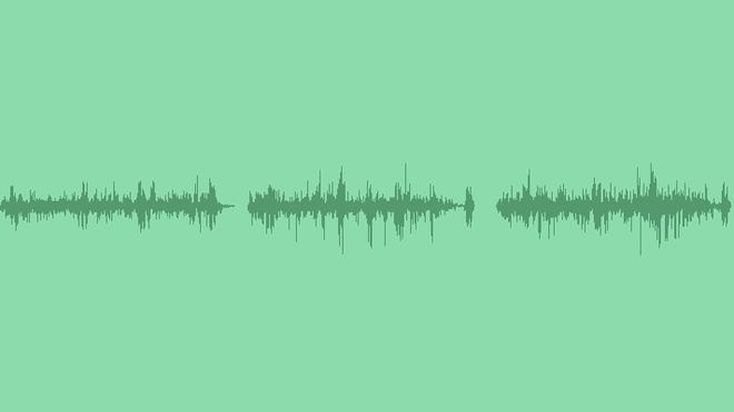 Old Diesel Engine Idling : Sound Effects