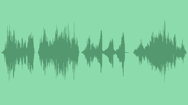 Futuristic Transitions Glitch: Sound Effects