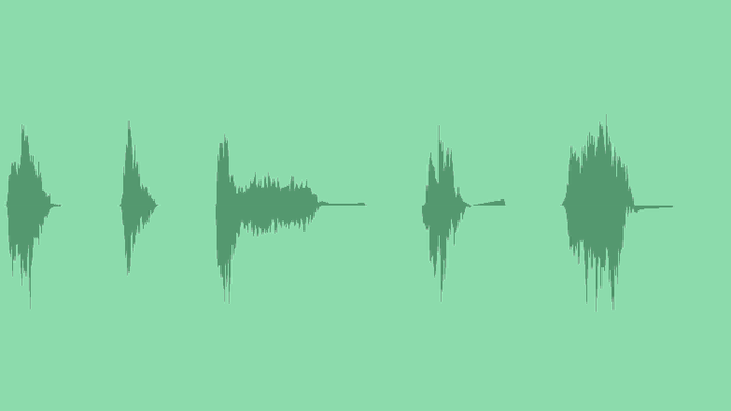 Sci-Fi Tech Fx: Sound Effects