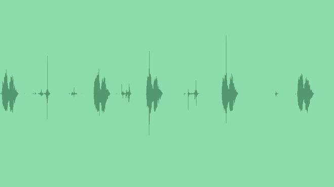 Door Latch: Sound Effects