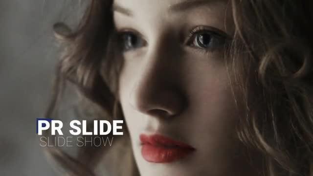 PR Slides Slideshow: Premiere Pro Templates