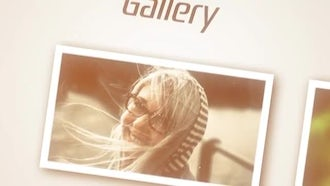 Dream Gallery: After Effects Templates