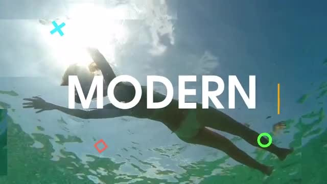 Travel Intro: After Effects Templates