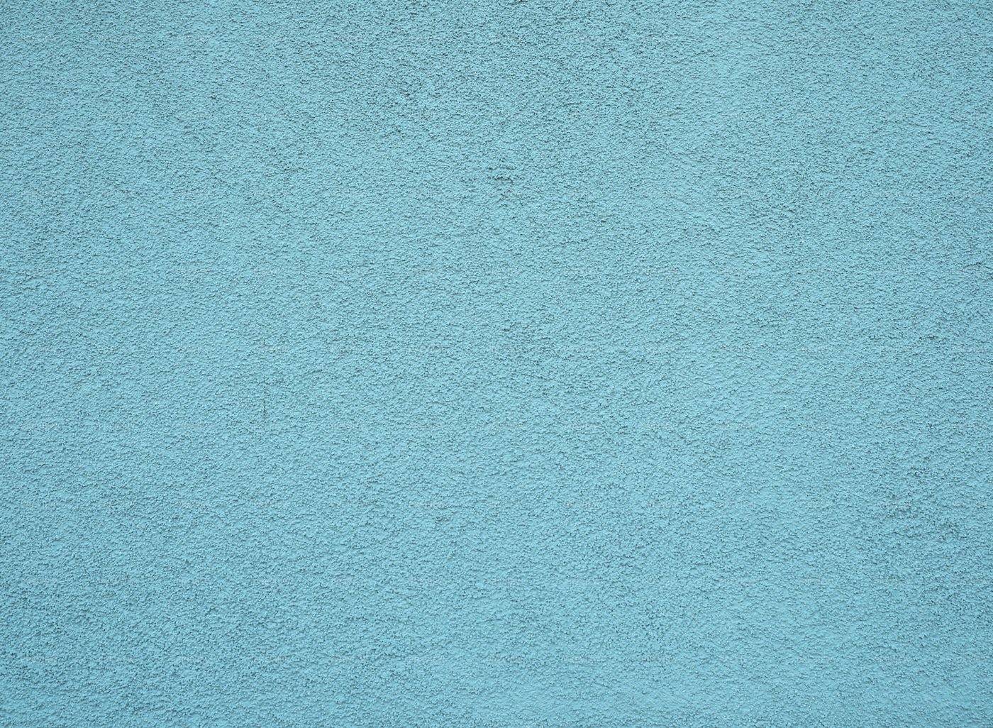 Blue Plaster Texture: Stock Photos