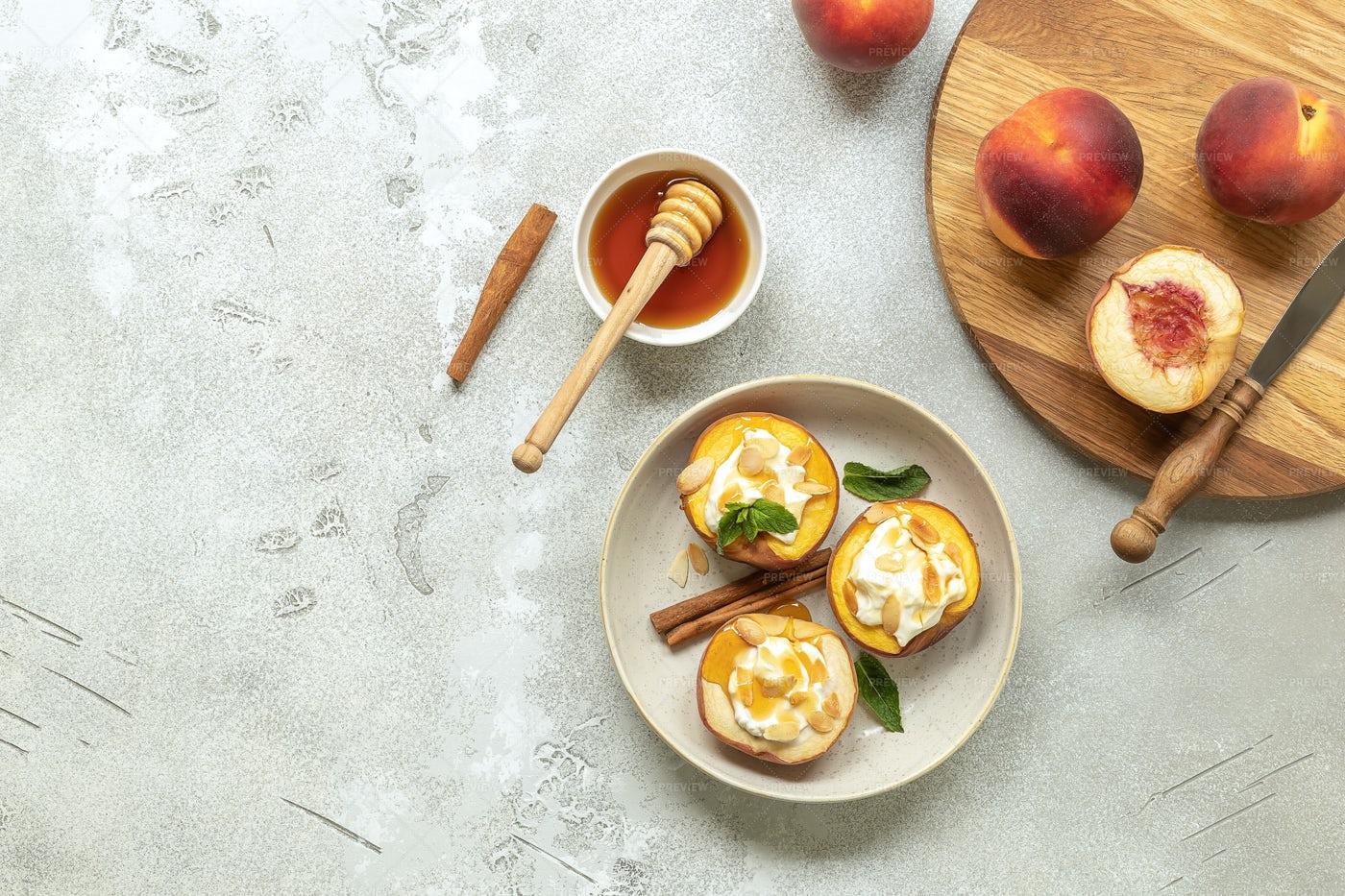 Healthy Dessert: Stock Photos