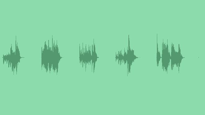 Guitar Notice Sound Fx: Sound Effects
