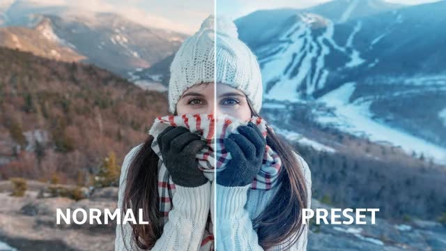 Colors / Fog Presets Pack: Premiere Pro Presets