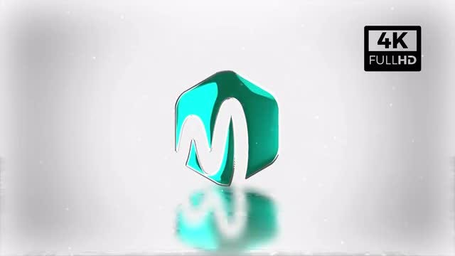 Dream Logo Reveal: After Effects Templates