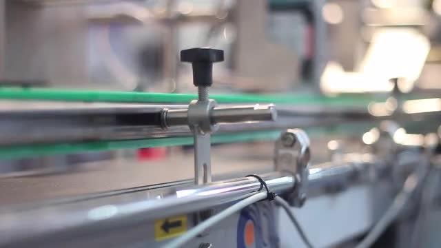 Pharmaceuticals On Conveyor: Stock Video