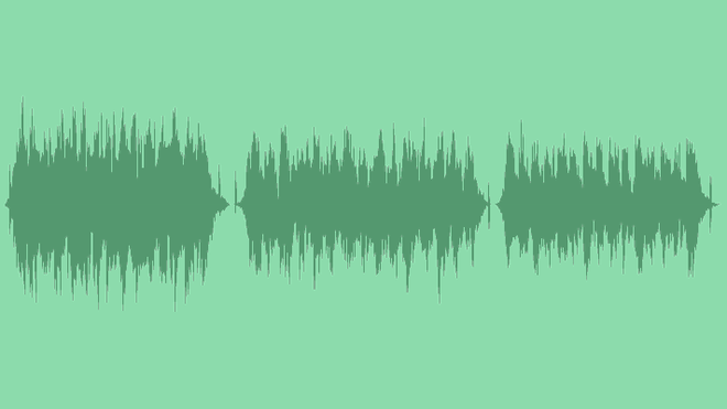 Calm Ambient Background: Sound Effects