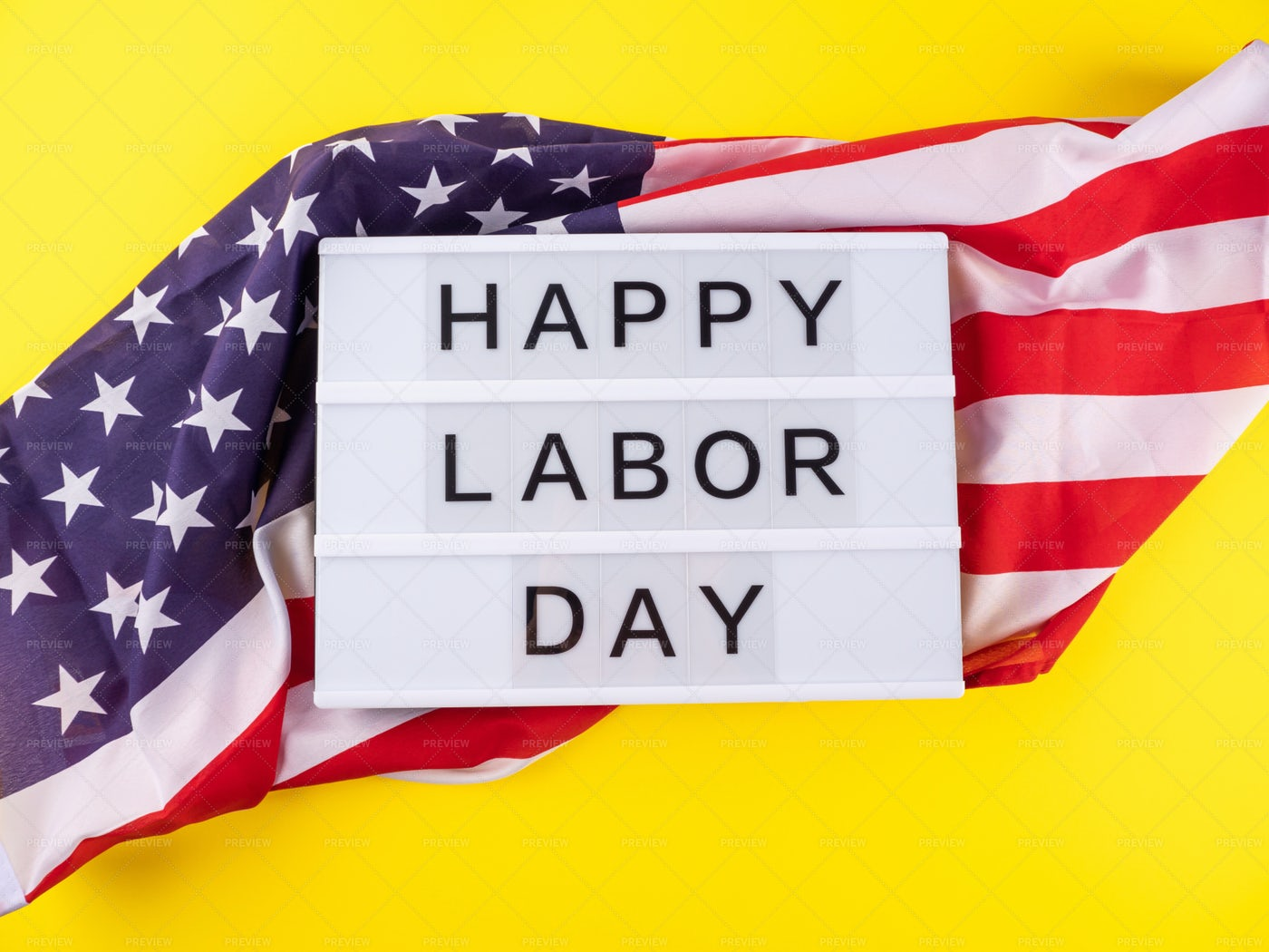 Happy Labor Day Lightbox: Stock Photos