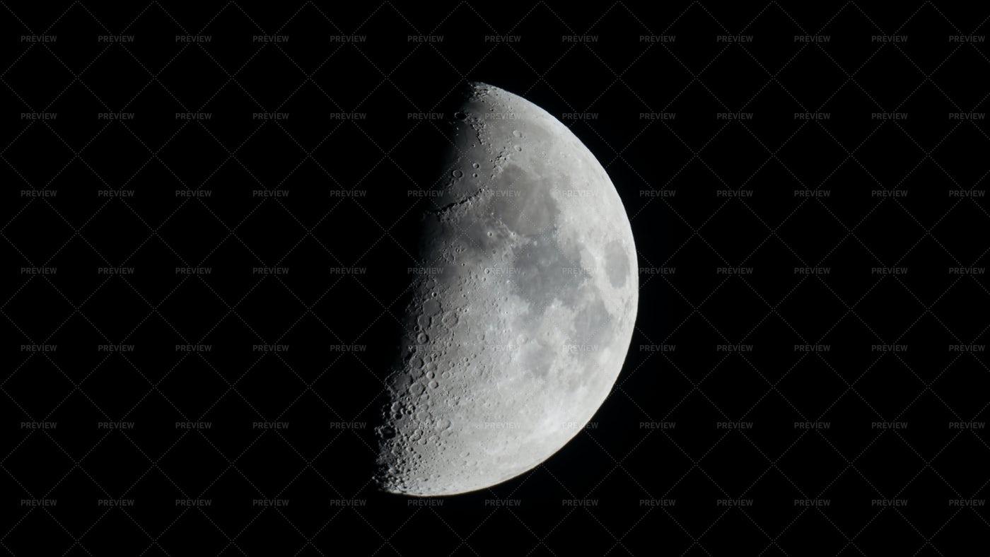 Half Moon: Stock Photos
