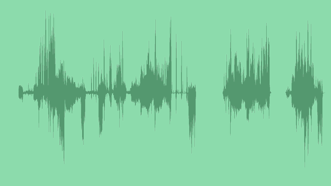 Glitch Noise Sound: Sound Effects