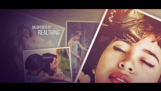 Uplifting Inspiring Titles Slideshow: After Effects Templates