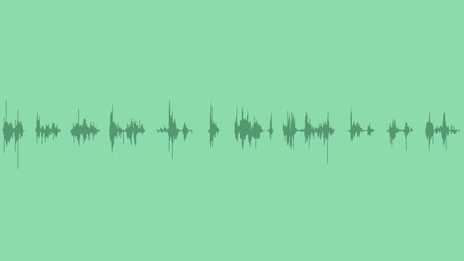 Bubble Surfaces: Sound Effects
