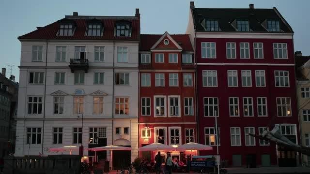 Copenhagen: Stock Video