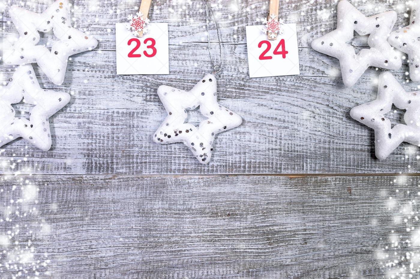 23-24 Advent Calendar: Stock Photos