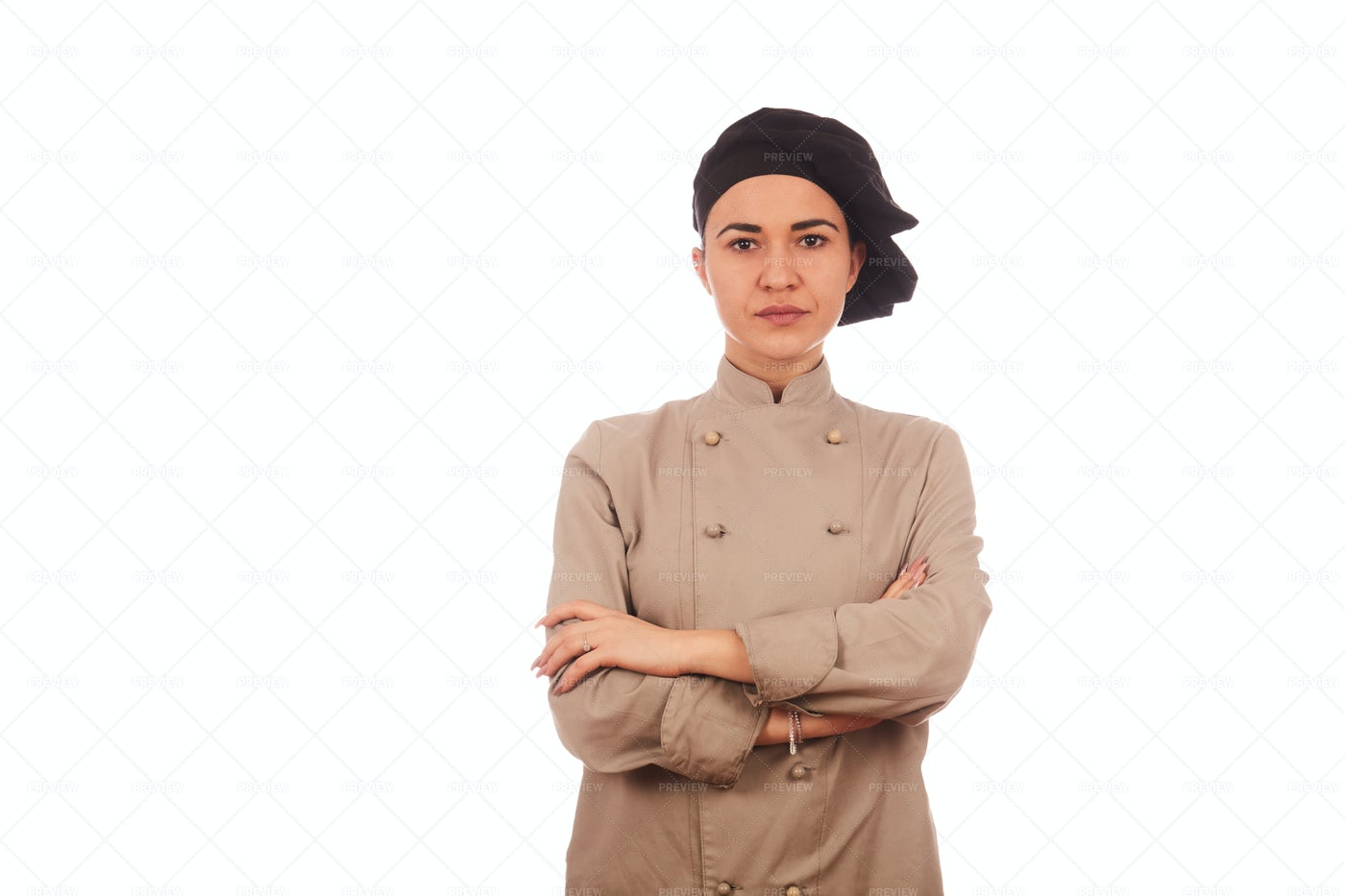Serious Chef: Stock Photos