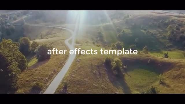 Cinematic Dynamic Opener: After Effects Templates
