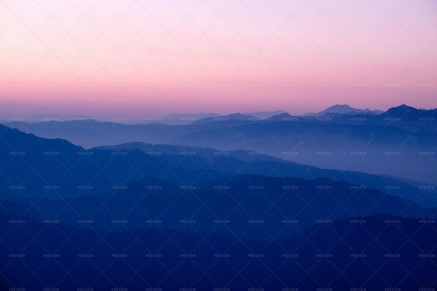Aerial Mountain: Stock Photos
