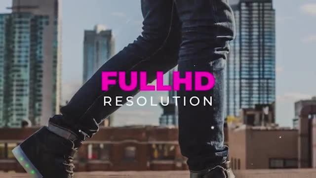 Action Urban Promo: Premiere Pro Templates