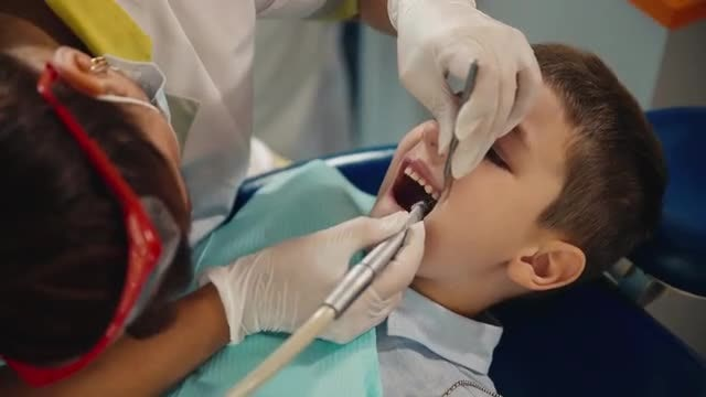 Dental Treatment: Stock Video