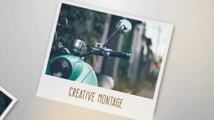 Creative Montage: After Effects Templates