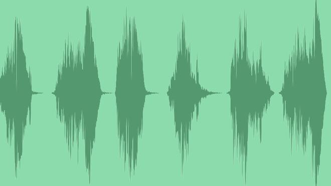 Ambience  Transitions: Sound Effects