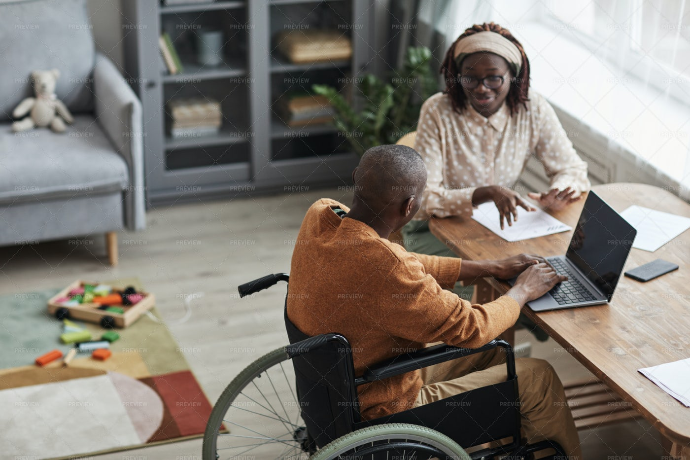 Accessible Business: Stock Photos