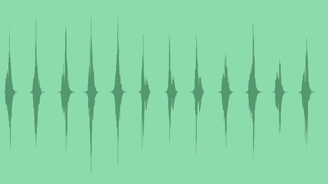 Fast Stereo Whoosh: Sound Effects