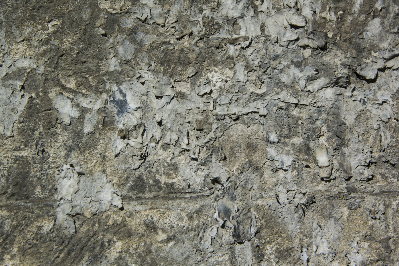 Embossed Concrete Wall Texture: Stock Photos