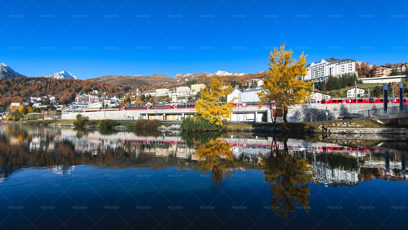 St. Moritz: Stock Photos