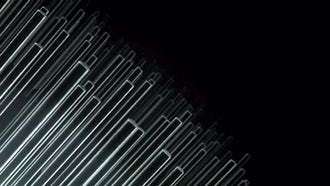 Metal Bars 01: Motion Graphics