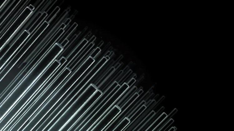 Metal Bars 01: Motion Graphics