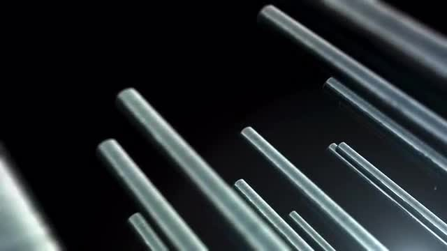Metal Bars 02: Stock Motion Graphics