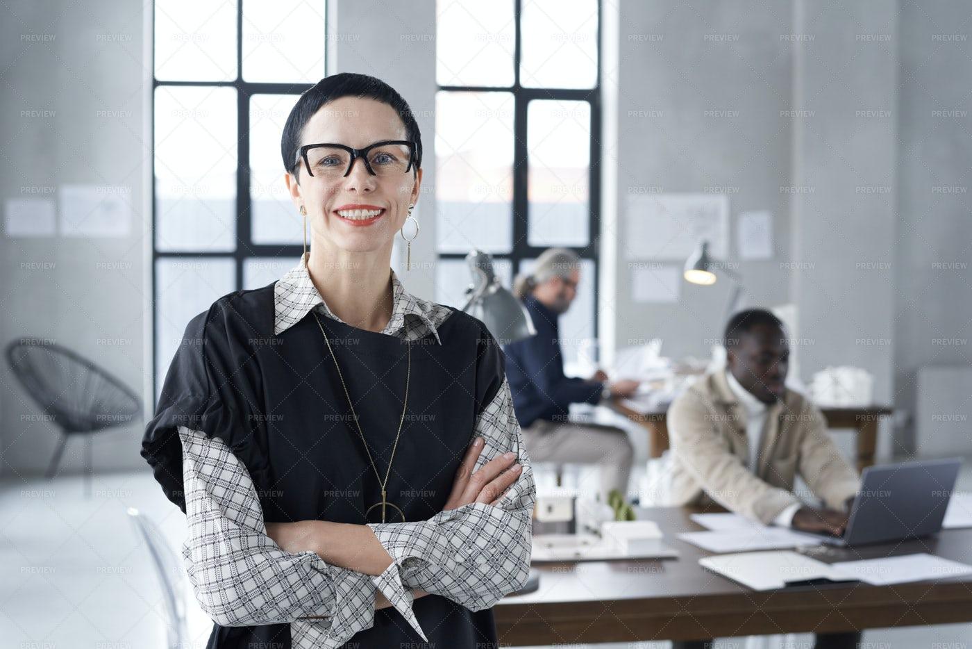 Successful Businesswoman: Stock Photos