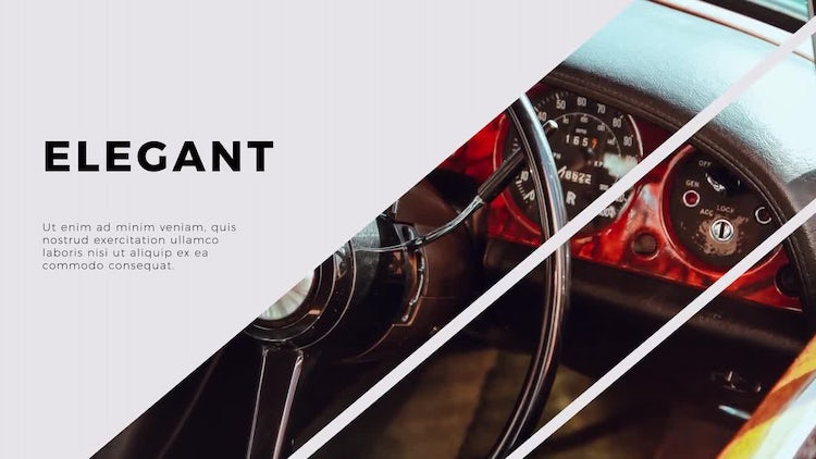 Minimal Modern Promo: After Effects Templates