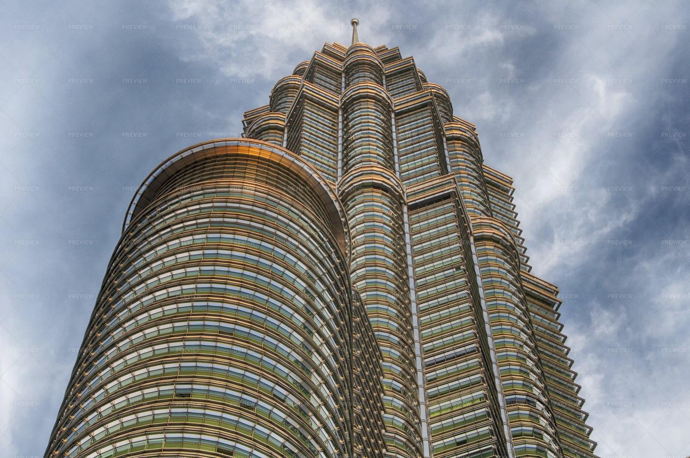 Petronas Towers: Stock Photos