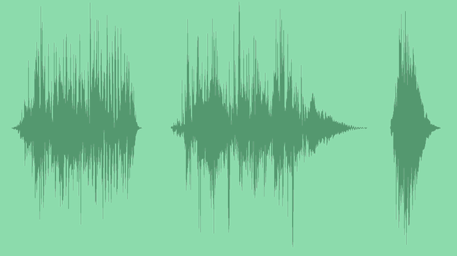 Glitch Noise Sound FX: Sound Effects