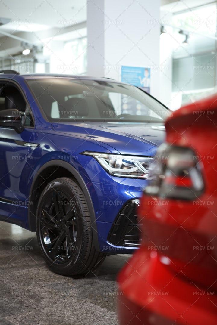 Cars For Sale: Stock Photos