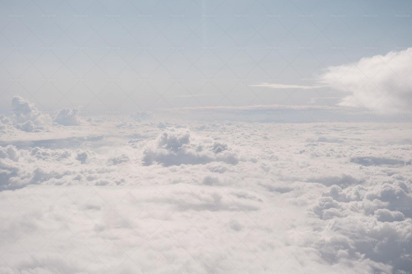 White Soft Sky: Stock Photos