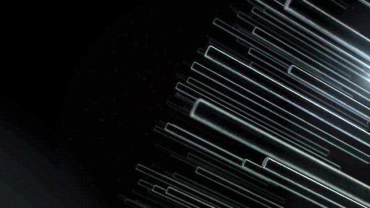 Metal Bars 05: Stock Motion Graphics