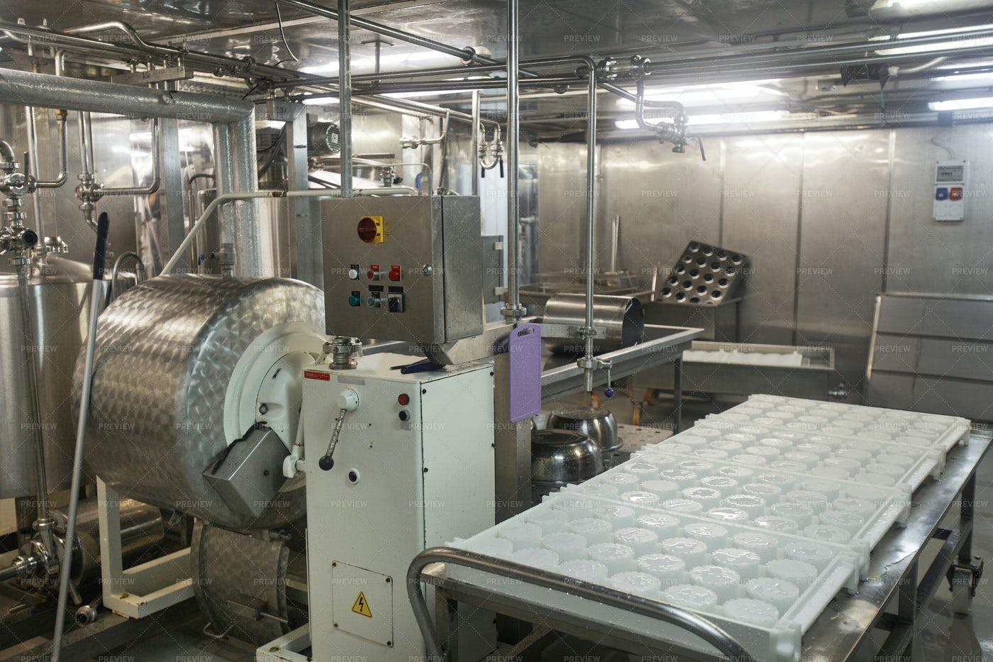 Background Of Steel Equipment: Stock Photos