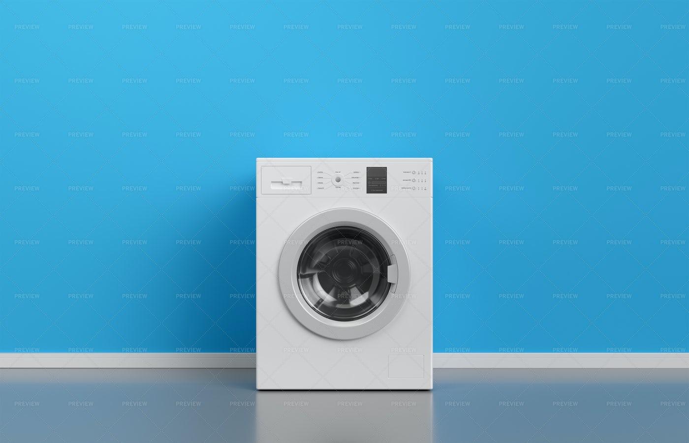 Washing Machine: Stock Photos