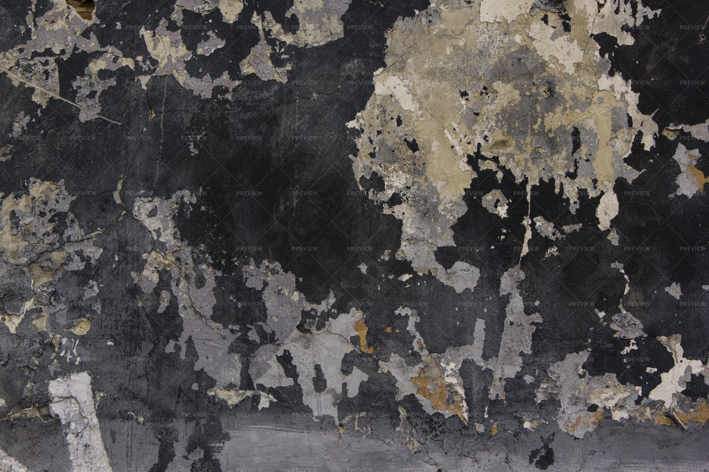 Old Painted Wall Texture: Stock Photos