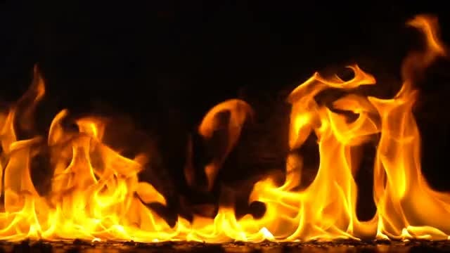 Enchanting Fire : Stock Video