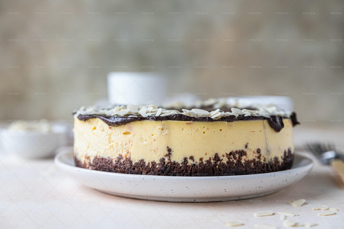 Mousse Dessert: Stock Photos
